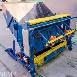 Wibroprasa UPB - 24 do produkcji bloczków fundamentowych - photo 1