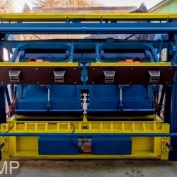 Wibroprasa UPB - 24 do produkcji bloczków fundamentowych - photo 2