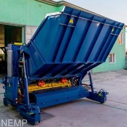 Wibroprasa UPB - 24 do produkcji bloczków fundamentowych - photo 3