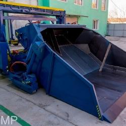 Wibroprasa UPB - 24 do produkcji bloczków fundamentowych - photo 4