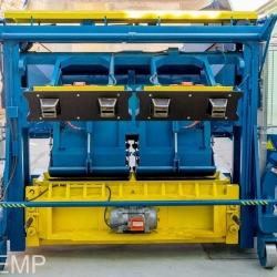 Wibroprasa UPB - 9 do produkcji bloczków fundamentowych - photo 1