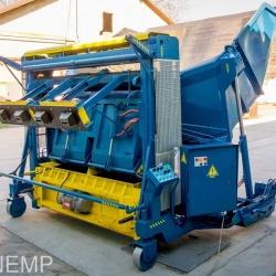 Wibroprasa UPB - 9 do produkcji bloczków fundamentowych - photo 2