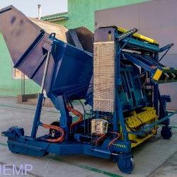 Wibroprasa UPB - 9 do produkcji bloczków fundamentowych - photo 4