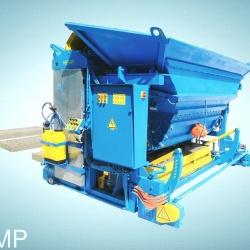 Wibroprasa UPB-PB do produkcji nadproże betonowe - photo 2