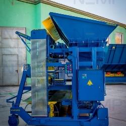 Wibroprasa UPB — SM do produkcji bloczków fundamentowych - photo 10