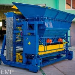 Wibroprasa UPB — SM do produkcji bloczków fundamentowych - photo 5